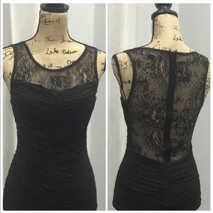 Forever 21 black bodycon dress size S/P